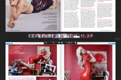 Interview in Rebelicious Magazine Issue 15