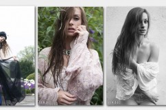 """Images featured on Vogue Italia's """"Driven By Desire"""" Subcategory."""