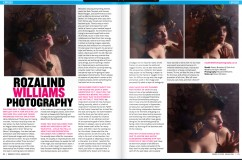 Interview with Rebelicious Magazine Issue 25